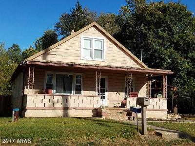 Hagerstown Single Family Home For Sale: 608 Antietam Drive