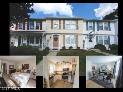 Hagerstown Townhouse For Sale: 244 Lily Court