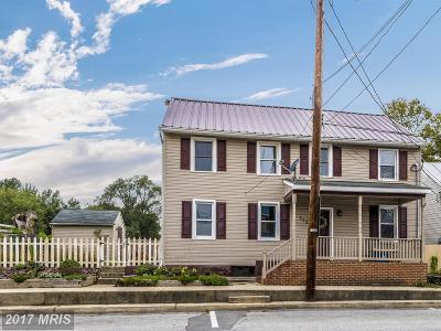Washington Single Family Home For Sale: 112 S. Artizan Street