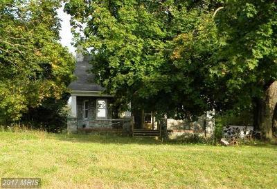 Hagerstown Single Family Home For Sale: 12427 Huyett Lane