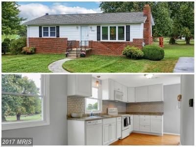Washington Single Family Home For Sale: 20810 San Mar Road