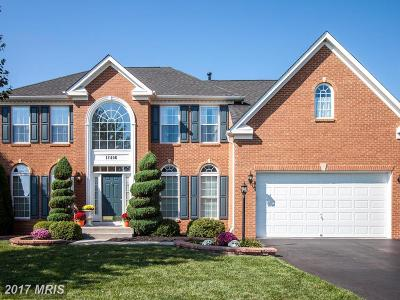 Hagerstown Single Family Home For Sale: 12406 Beachley Drive