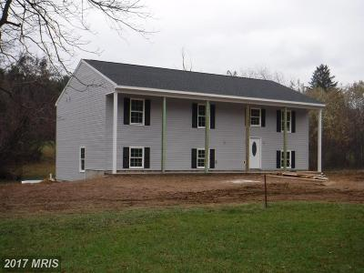 Boonsboro Single Family Home For Sale: 7410 Mountain Laurel Road