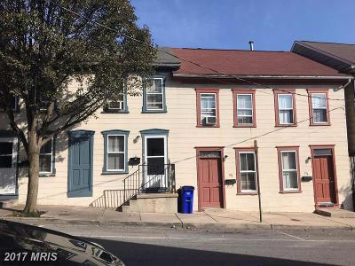 Hagerstown Multi Family Home For Sale: 134 Bethel Thru 146 Street