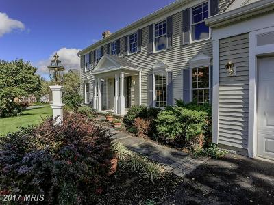 Hagerstown Single Family Home For Sale: 13009 Sturbridge Court