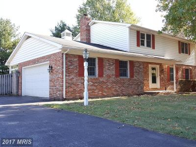 Hagerstown Single Family Home For Sale: 2001 Maplewood Drive