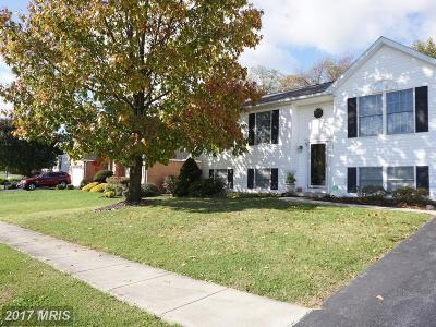 Smithsburg Single Family Home For Sale: 84 Byron Drive
