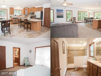 Boonsboro Single Family Home For Sale: 7641 Mountain Laurel Road