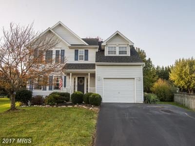 Hagerstown Single Family Home For Sale: 471 Westminster Court