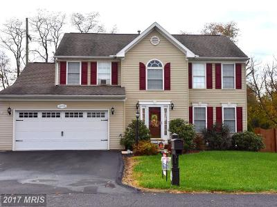 Hagerstown Single Family Home For Sale: 10206 Stagecoach Drive