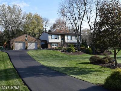 Hagerstown Single Family Home For Sale: 2018 Londontowne Drive