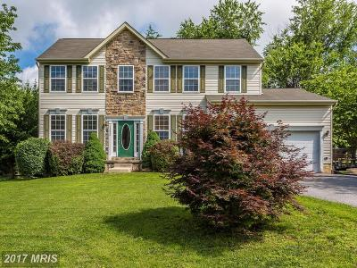 Sharpsburg Single Family Home For Sale: 17822 Davidson Drive