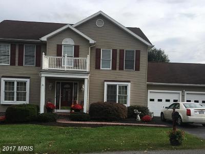 Hagerstown Single Family Home For Sale: 478 Fair Meadows Boulevard