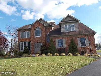Hagerstown Single Family Home For Sale: 9809 Summerlin Court