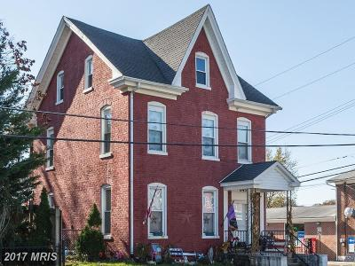 Hagerstown Single Family Home For Sale: 845 Concord Street