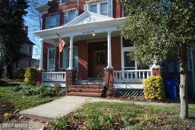 Hagerstown Multi Family Home For Sale: 429 Summit Avenue