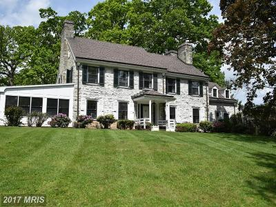 Hagerstown Single Family Home For Sale: 947 The Terrace