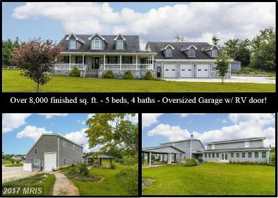 Sharpsburg Single Family Home For Sale: 7107 Barrett Court