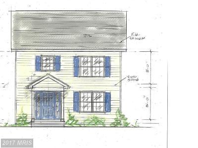 Sharpsburg Single Family Home For Sale: 227 Antietam Street W #BACK