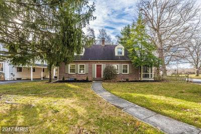 Hagerstown Single Family Home For Sale: 18901 Orchard Terrace Road