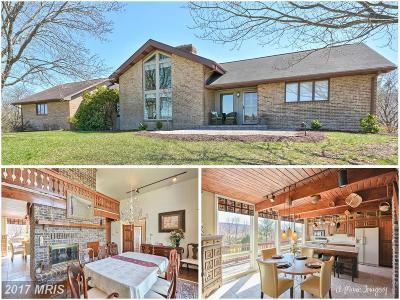 Keedysville Single Family Home For Sale: 18829 Shepherdstown Pike