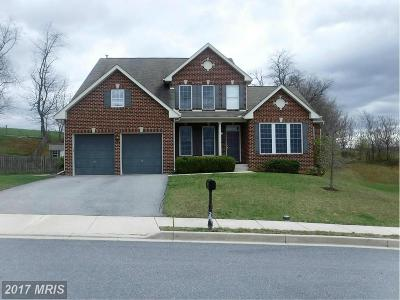 Boonsboro Single Family Home For Sale: 205 Tiger Way