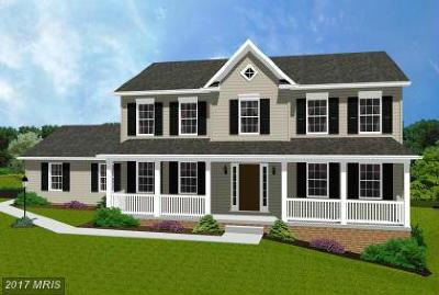 Boonsboro Single Family Home For Sale: 21234 Boonsboro Mountain Road