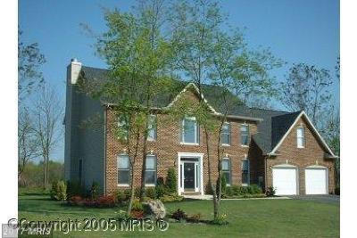 Hagerstown Single Family Home For Sale: 11419 Woodview Drive