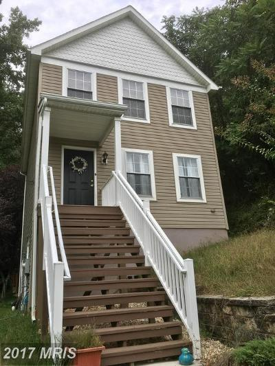Knoxville Single Family Home For Sale: 428 Clark Road