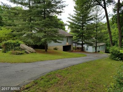 Sharpsburg Single Family Home For Sale: 2830 Limekiln Road