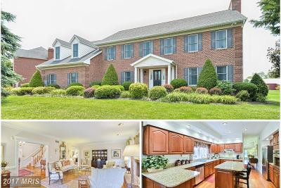 Hagerstown Single Family Home For Sale: 20315 Ayoub Lane