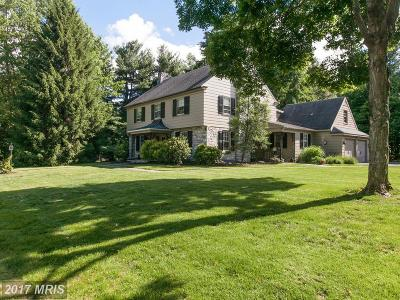 Hagerstown Single Family Home For Sale: 12912 Lauran Road