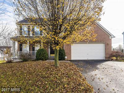 Hagerstown Single Family Home For Sale: 11009 Suffolk Drive