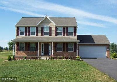 Keedysville Single Family Home For Sale: 3310 Hawks Hill Lane