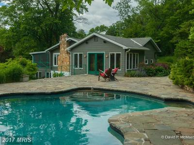Boonsboro Single Family Home For Sale: 8307 Mountain Laurel Road
