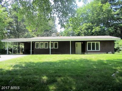 Washington Single Family Home For Sale: 19111 Cherry Tree Drive