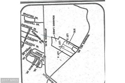 Hagerstown Residential Lots & Land For Sale: Trovinger Mill Road