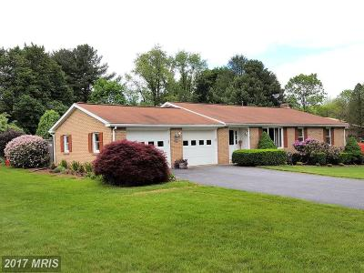 Hagerstown Single Family Home For Sale: 9712 June Avenue
