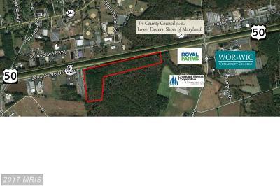 Wicomico, WICOMICO COUNTY Residential Lots & Land For Sale: 1 John Deere Drive