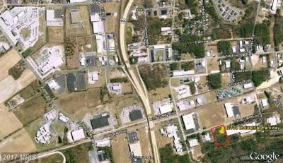 Wicomico, WICOMICO COUNTY Residential Lots & Land For Sale: 2100 Industrial Parkway