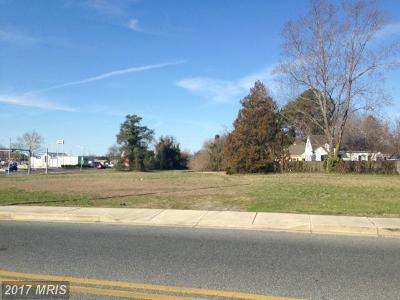 Wicomico, WICOMICO COUNTY Residential Lots & Land For Sale: 106 Priscilla Street