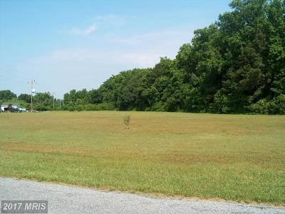 Wicomico, WICOMICO COUNTY Residential Lots & Land For Sale: 34732 Poplar Neck Road