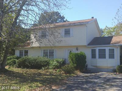 Somerset, Wicomico, Worcester Single Family Home For Sale: 1714 Emerson Avenue