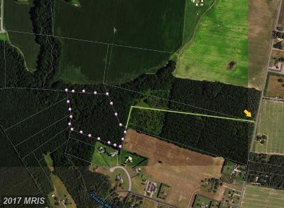 Wicomico, WICOMICO COUNTY Residential Lots & Land For Sale: Not On File