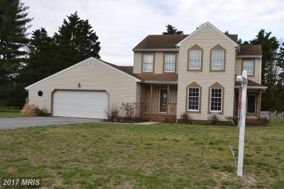 Somerset, Wicomico, Worcester Single Family Home For Sale: 4008 Trace Hollow Run