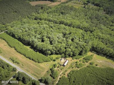 Wicomico, WICOMICO COUNTY Residential Lots & Land For Sale: 21311 Bivalve Lodge Road