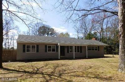 Somerset, Wicomico, Worcester Single Family Home For Sale: 31513 Har Par Court