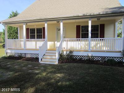 Montross Single Family Home For Sale: 1120 S Glebe Road