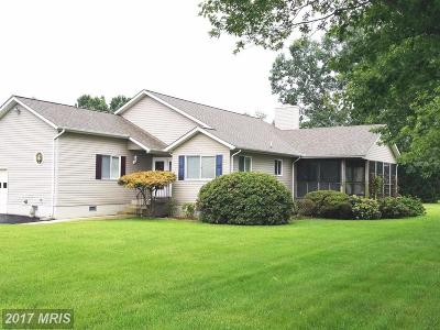 Colonial Beach Single Family Home For Sale: 2901 Riverview Drive