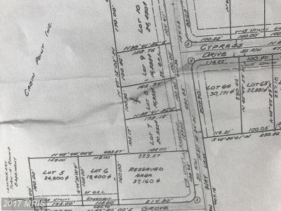 Montross Residential Lots & Land For Sale: 8 Huntsman Way